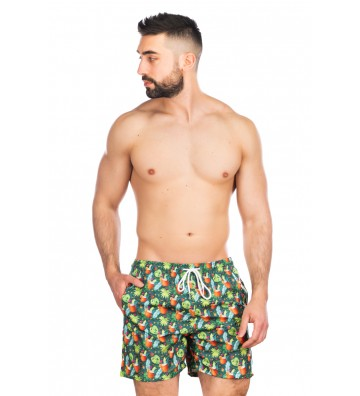 Short Uomo Jungle